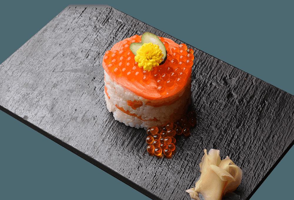 握り寿司おまかせ10貫盛り