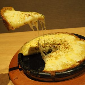 チーズチヂミ