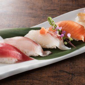 握り寿司おまかせ五貫