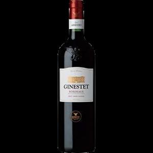 〈赤ワインボトル〉ジネステボルドールージュ