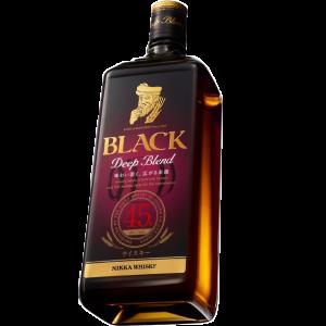 ブラックニッカ ディープブレンド ボトル