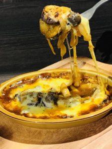 デミソースチーズグラタン