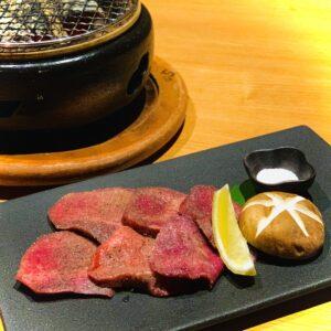 牛タン七輪焼
