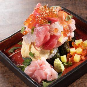こぼれ寿司
